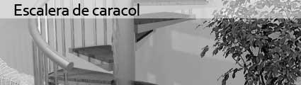 Ejercicio ESCALERA DE CARACOL